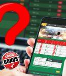 Question Mark Bonus With Sports Betting