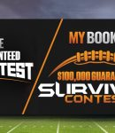 MyBookie NFL SuperContest and Survivor - Football Field Background