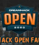 DreamHack Open Fall 2020 Logo - CSGO Game Characters