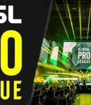 ESL Pro League CSGO Backdrop